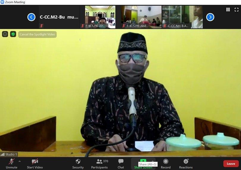 Ribuan Warga LDII Sleman Timur Hadiri Pengajian Akbar Online