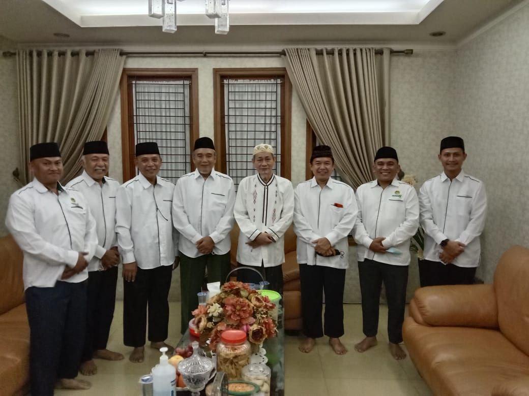 LDII Banten Berkunjung ke Tokoh Masyarakat dan Ulama