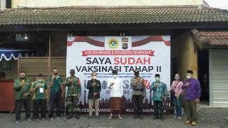 Wali Kota Apresiasi Kolaborasi LDII dengan Polresta Denpasar